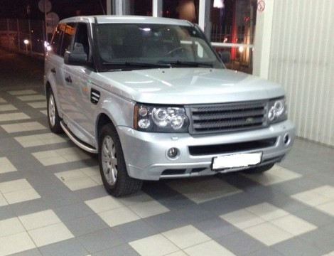 Range Rover SP